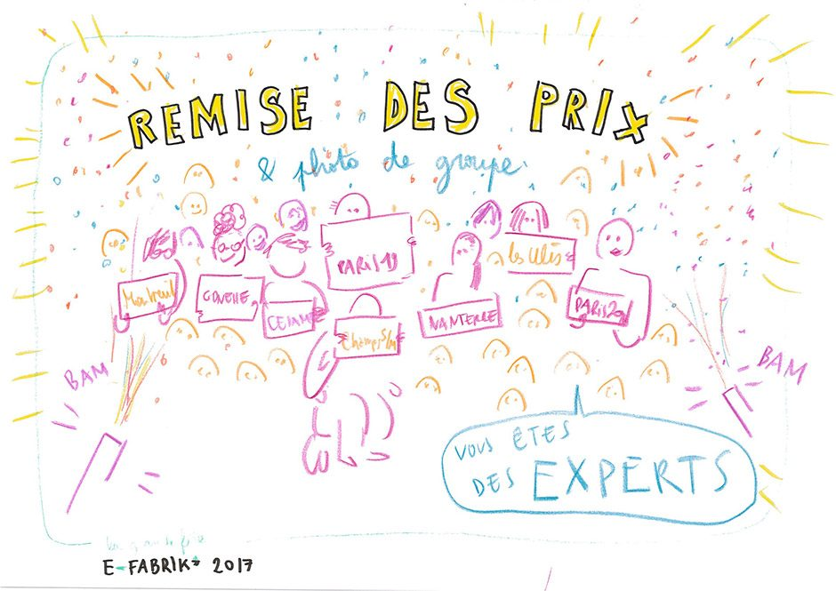 reportage dessiné paris